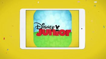 Disney Junior App TV Spot, 'Goldie and Bear: Super Summer Arcade' - Thumbnail 9