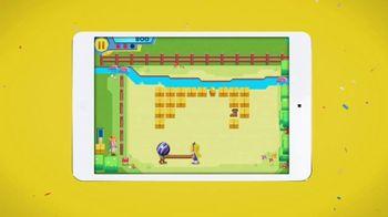 Disney Junior App TV Spot, 'Goldie and Bear: Super Summer Arcade' - Thumbnail 4