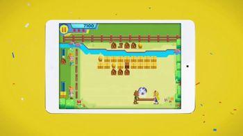 Disney Junior App TV Spot, 'Goldie and Bear: Super Summer Arcade' - Thumbnail 5