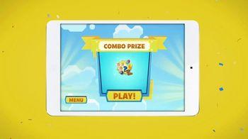 Disney Junior App TV Spot, 'Goldie and Bear: Super Summer Arcade' - Thumbnail 7