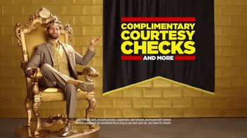 Midas TV Spot, 'The Golden Guarantee' - Thumbnail 10
