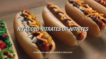 Oscar Mayer TV Spot, 'For the Love of Hot Dogs: Finish Summer Strong' - Thumbnail 3