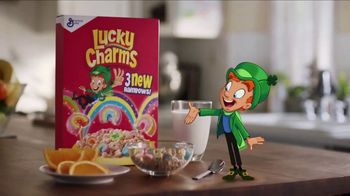 Lucky Charms TV Spot, 'Three New Rainbows' - Thumbnail 10
