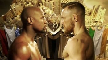 Showtime Pay-Per-View TV Spot, 'Mayweather vs. McGregor: Two Kings Collide' - 91 commercial airings