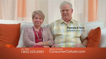 Consumer Cellular TV Spot, 'Why Choose Consumer Cellular?'