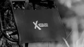 X-STAND Treestands TV Spot, 'Stand for Safety and Quality' - Thumbnail 8