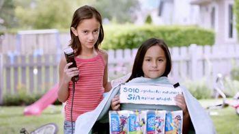 Capri Sun Fruit Refreshers TV Spot, 'Corte de pelo' [Spanish]