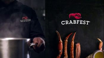 Red Lobster Crabfest TV Spot, 'Seafood Lover's Lunch' - Thumbnail 6