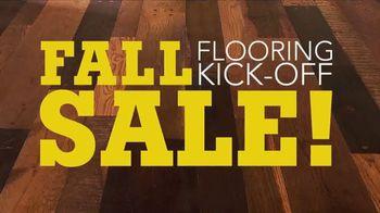 Lumber Liquidators Fall Flooring Kick-Off Sale TV Spot, 'Incredible Deals' - Thumbnail 10