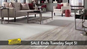 Lumber Liquidators Fall Flooring Kick-Off Sale TV Spot, 'Incredible Deals' - Thumbnail 7