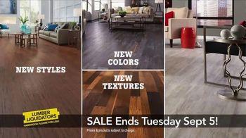 Lumber Liquidators Fall Flooring Kick-Off Sale TV Spot, 'Incredible Deals' - Thumbnail 8