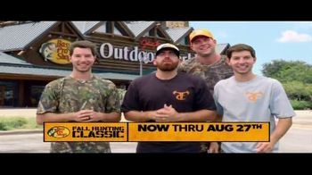Bass Pro Shops Fall Hunting Classic TV Spot, 'Optics and Game Camera' - Thumbnail 4