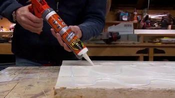 Gorilla Glue Construction Adhesive TV Spot, 'HGTV: Rustic' Ft. Jeff Devlin - 9 commercial airings