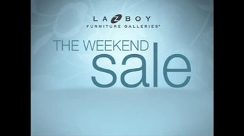 La-Z-Boy The Weekend Sale TV Spot, 'Recliners and Sofas' - Thumbnail 1