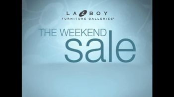 La-Z-Boy The Weekend Sale TV Spot, 'Recliners and Sofas' - Thumbnail 6