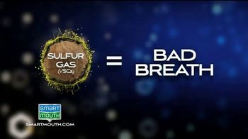 Smart Mouth Activated Mouthwash TV Spot, 'Beat Bad Breath' - Thumbnail 3