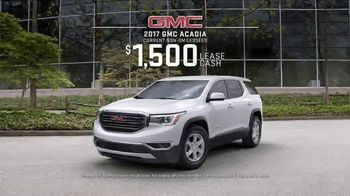 2017 GMC Acadia SLE-1 TV Spot, 'Third Row Like a Pro' - Thumbnail 7