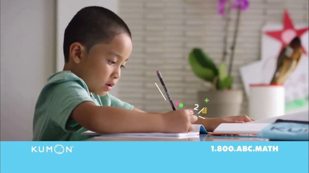 Kumon Math and Reading Program TV Commercial, 'Academic Head Start'