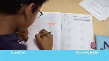 Kumon Math and Reading Program TV Spot, 'Academic Head Start'