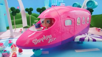 Shopkins World Vacation Jet Playset TV Spot, 'Let's Jet'