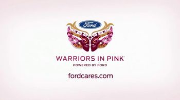 Ford Warriors in Pink Good Days at the Shore Giveaway TV Spot, 'Support' - Thumbnail 1