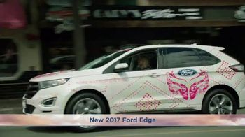 Ford Warriors in Pink Good Days at the Shore Giveaway TV Spot, 'Support' - Thumbnail 3