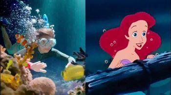 Disney Princess TV Spot, 'Side-by-Side Ariel' Song by the Script