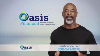 Oasis Financial TV Spot, 'Frustrating' Featuring Isaiah Washington