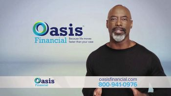 Oasis Financial TV Spot, 'Frustrating' Featuring Isaiah Washington