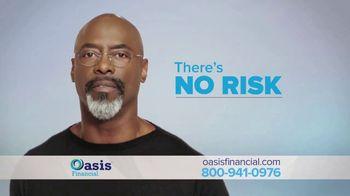 Oasis Financial TV Spot, 'Frustrating' Featuring Isaiah Washington - Thumbnail 4