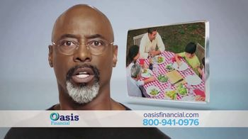 Oasis Financial TV Spot, 'Frustrating' Featuring Isaiah Washington - Thumbnail 5