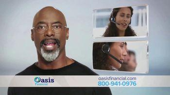 Oasis Financial TV Spot, 'Frustrating' Featuring Isaiah Washington - Thumbnail 6