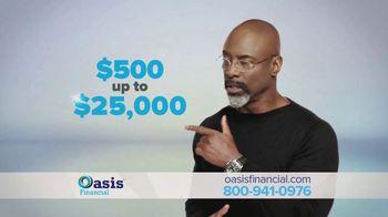 Oasis Financial TV Spot, 'Frustrating' Featuring Isaiah Washington - Thumbnail 7