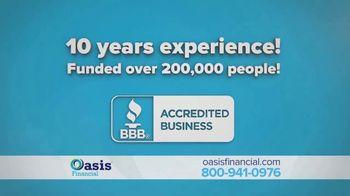 Oasis Financial TV Spot, 'Frustrating' Featuring Isaiah Washington - Thumbnail 8