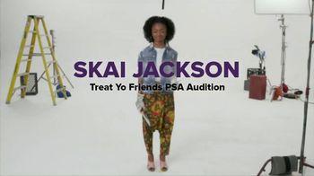 Do Something Organization TV Spot, 'Treat Yo Friends' Feat. Skai Jackson - Thumbnail 1