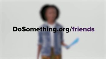 Do Something Organization TV Spot, 'Treat Yo Friends' Feat. Skai Jackson - Thumbnail 8