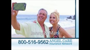 Angel Care Insurance Network Final Expense TV Spot, \'Jenny and Mark\'