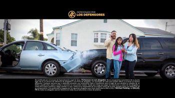 Los Defensores TV Spot, 'Abogados más fuertes' con Jorge Jarrín [Spanish] - 8 commercial airings