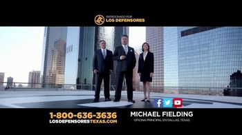 Los Defensores TV Spot, 'Abogados más fuertes' con Jorge Jarrín [Spanish] - Thumbnail 8