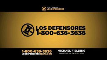 Los Defensores TV Spot, 'Abogados más fuertes' con Jorge Jarrín [Spanish] - Thumbnail 5