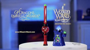 Of Dragons Fairies & Wizards Wizard Wand TV Spot, 'Dragon's Breath Spell' - 413 commercial airings