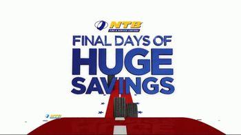 National Tire & Battery TV Spot, 'Labor Day Savings' - Thumbnail 4