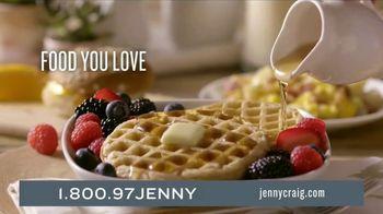 Jenny Craig TV Spot, 'Lose 20 for 20: Scientifically Proven Program'