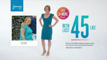 Jenny Craig TV Spot, 'Lose 20 for 20: Scientifically Proven Program' - Thumbnail 1