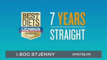 Jenny Craig TV Spot, 'Lose 20 for 20: Scientifically Proven Program' - Thumbnail 5