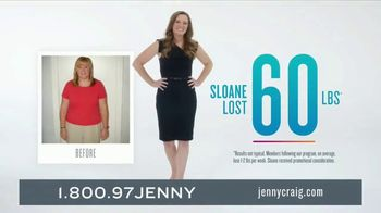 Jenny Craig TV Spot, 'Lose 20 for 20: Scientifically Proven Program' - Thumbnail 7