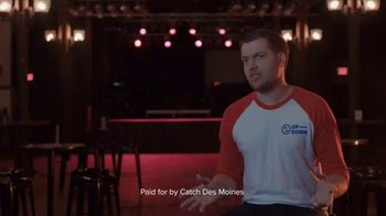 Catch Des Moines TV Spot, 'Catch Summer in Greater Des Moines' - Thumbnail 7