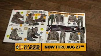 Bass Pro Shops Fall Hunting Classic TV Spot, 'Hunting Boots & Game Cameras' - Thumbnail 2