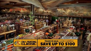 Bass Pro Shops Fall Hunting Classic TV Spot, 'Hunting Boots & Game Cameras' - Thumbnail 5