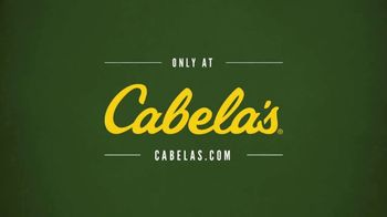 Cabela's Iron Ridge Boots TV Spot, 'Hunting Cabin' - Thumbnail 6